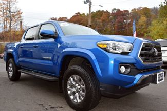2016 Toyota Tacoma 4WD Double Cab V6 AT SR5 Waterbury, Connecticut 7