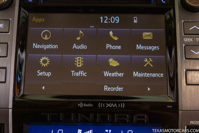 2016 Toyota Tundra LTD 4x4 in Addison, Texas 75001