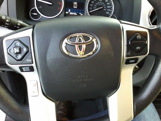 2016 Toyota Tundra SR5 CREWMAX Boerne, Texas 27