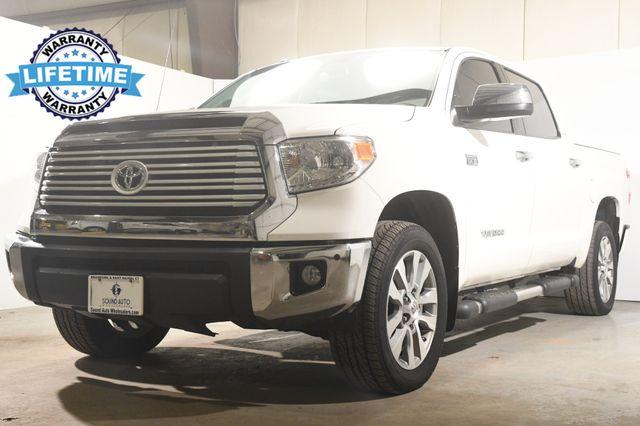 2016 Toyota Tundra Crewmax Limited