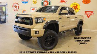 2016 Toyota Tundra TRD Pro 4X4 LIFTED,NAV,BACK-UP,LTH,BLK 20'S,50K in Carrollton, TX 75006