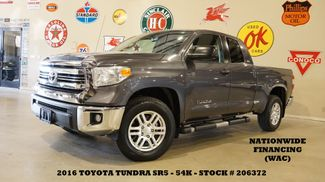 2016 Toyota Tundra SR5 4X2 5.7L,BACK-UP CAM,CLOTH,18IN WHLS,54K in Carrollton, TX 75006