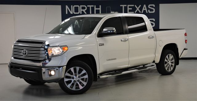 2016 Toyota Tundra LIMITED 1 Owner Sunroof Tow PKG