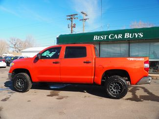 2016 Toyota Tundra SR5/TRD Off Road Englewood, CO 7
