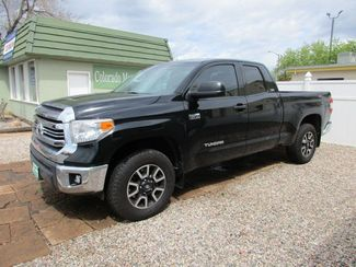 2016 Toyota Tundra SR5 in Fort Collins, CO 80524
