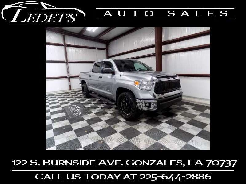 2016 Toyota Tundra SR5 - Ledet's Auto Sales Gonzales_state_zip in Gonzales Louisiana
