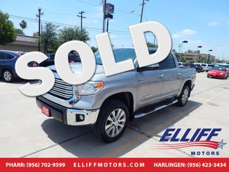 2016 Toyota Tundra Crew Max Limited LTD in Harlingen, TX 78550