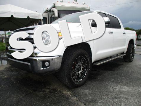 2016 Toyota Tundra 1794  in Hudson, Florida