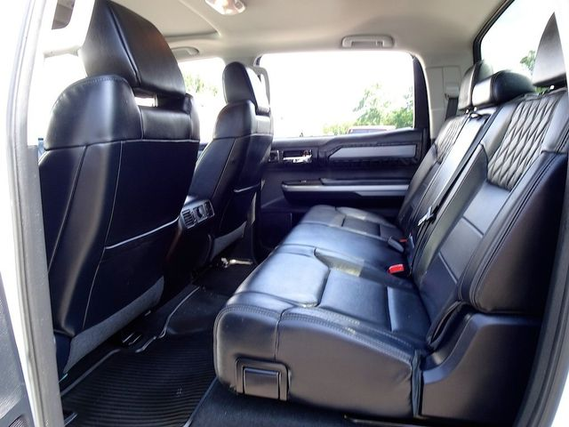 2016 Toyota Tundra Platinum Madison, NC 36