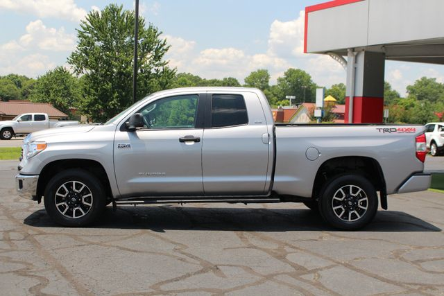 2016 Toyota Tundra SR5 Double Cab 4x4 TRD OFF ROAD - BLIND SPOT! Mooresville , NC 15