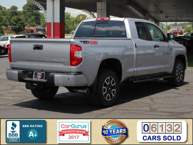 2016 Toyota Tundra SR5 Double Cab 4x4 TRD OFF ROAD - BLIND SPOT! Mooresville , NC 2