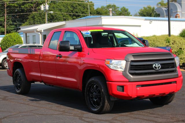 2016 Toyota Tundra SR Double Cab Long Bed 4x4 - Mooresville , NC 22