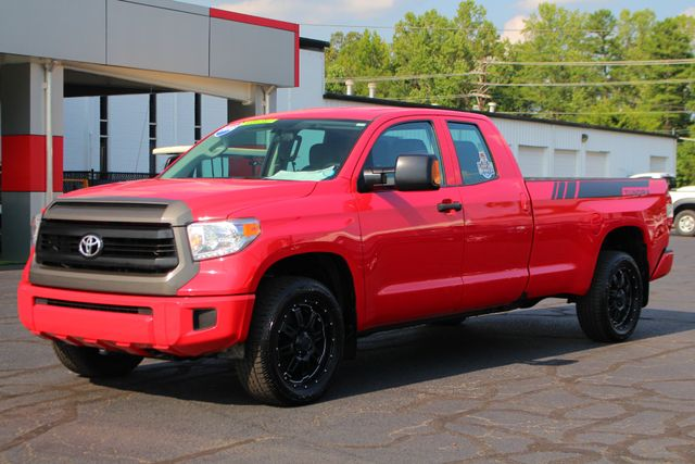 2016 Toyota Tundra SR Double Cab Long Bed 4x4 - Mooresville , NC 23