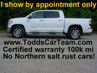 2016 Toyota Tundra LTD 4x4 w/Navi in Nashville, TN 37209