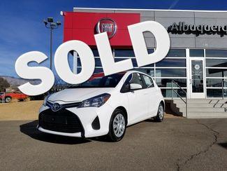 2016 Toyota Yaris L in Albuquerque New Mexico, 87109