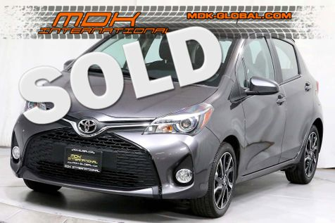 2016 Toyota Yaris SE - 1 Owner - Service Records in Los Angeles