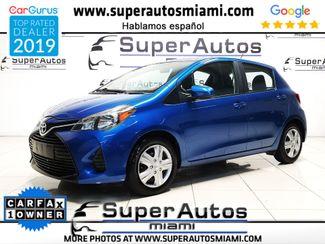 2016 Toyota Yaris L in Doral, FL 33166
