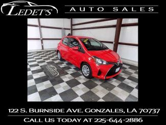 2016 Toyota Yaris in Gonzales Louisiana