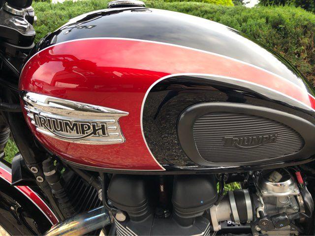 2016 Triumph Bonneville T100 in McKinney, TX 75070
