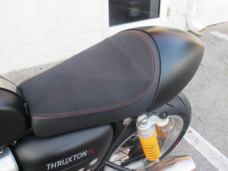 2016 Triumph Thruxton 1200 R   city Florida  Top Gear Inc  in Dania Beach, Florida