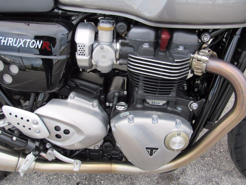 2016 Triumph Thruxton 1200 R  city Florida  Top Gear Inc  in Dania Beach, Florida