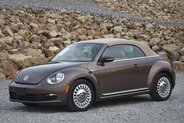 2016 Volkswagen Beetle Convertible 1.8T SE Naugatuck, Connecticut 4