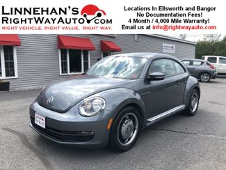 2016 Volkswagen Beetle Coupe in Bangor, ME