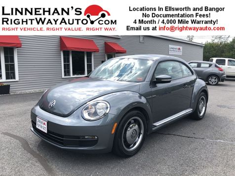 2016 Volkswagen Beetle Coupe 1.8T Classic in Bangor
