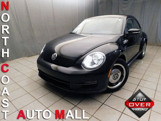 2016 volkswagen beetle coupe 18t classic city ohio north coast auto mall of cleveland. Black Bedroom Furniture Sets. Home Design Ideas