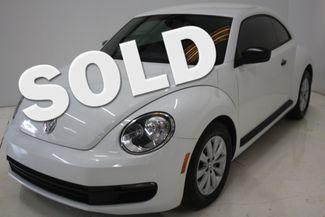 2016 Volkswagen Beetle Coupe 1.8T Classic Houston, Texas