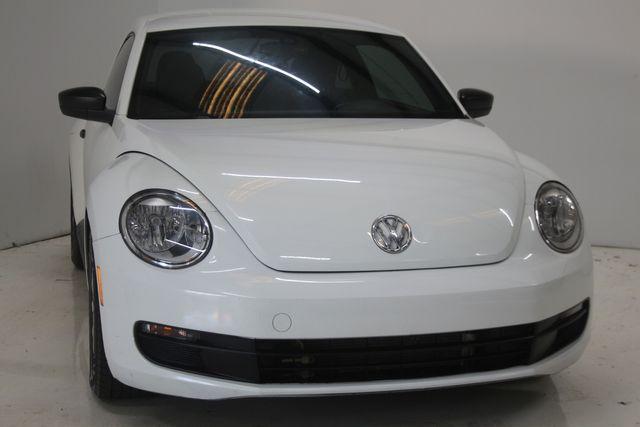 2016 Volkswagen Beetle Coupe 1.8T Classic Houston, Texas 2