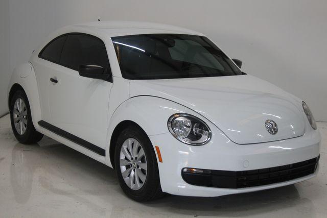 2016 Volkswagen Beetle Coupe 1.8T Classic Houston, Texas 3