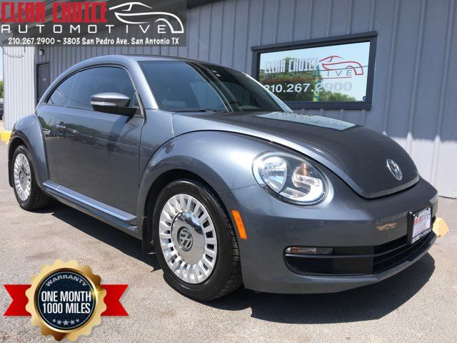 2016 Volkswagen Beetle Coupe 1.8T SE in San Antonio, TX 78212