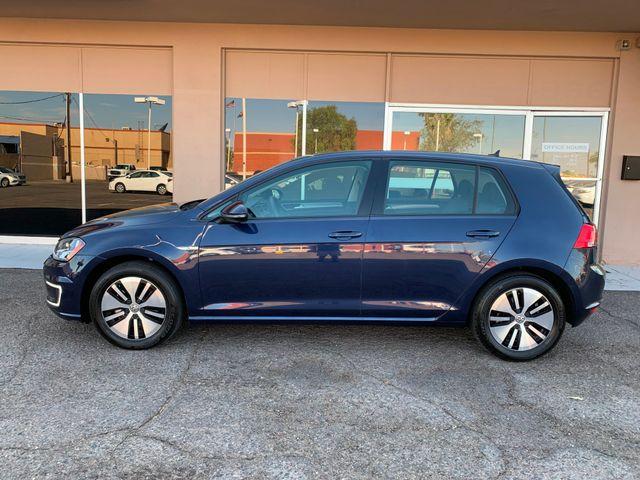 2016 Volkswagen e-Golf SE FULL MANUFACTURER WARRANTY Mesa, Arizona 1
