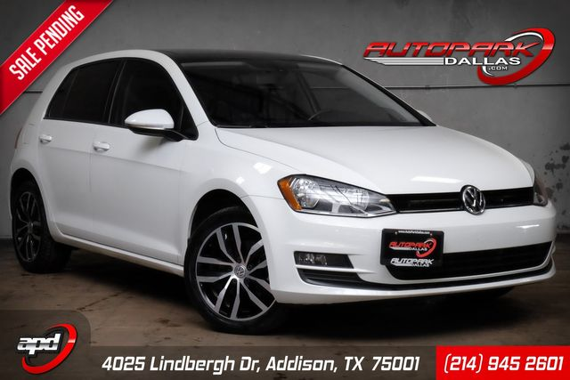 2016 Volkswagen Golf TSI SE in Addison, TX 75001