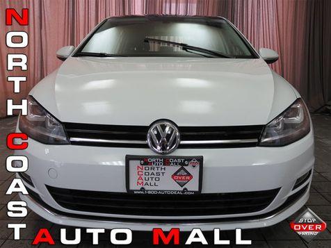 2016 Volkswagen Golf TSI SEL in Akron, OH