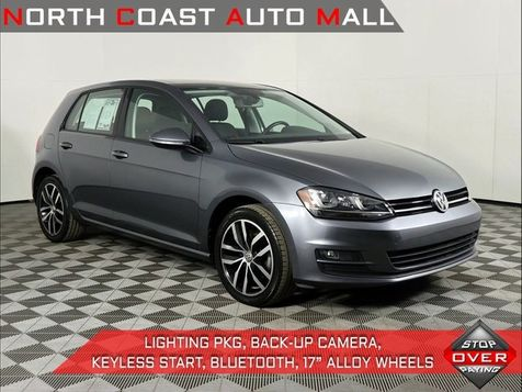 2016 Volkswagen Golf TSI SE in Cleveland, Ohio