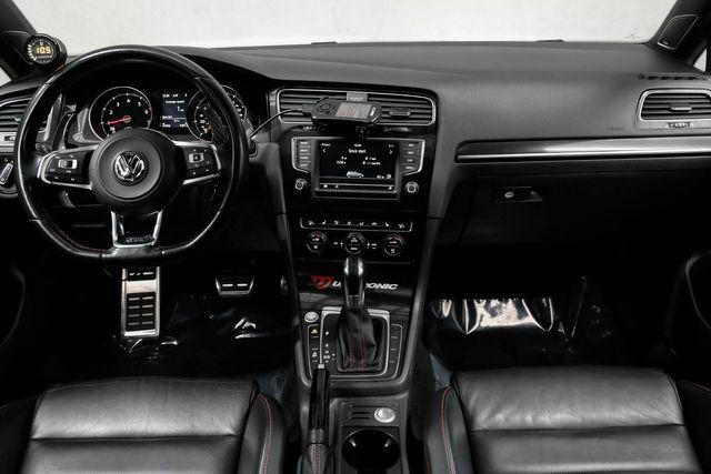 2016 Volkswagen Golf GTI Autobahn w/Performance Pkg in Addison, TX 75001