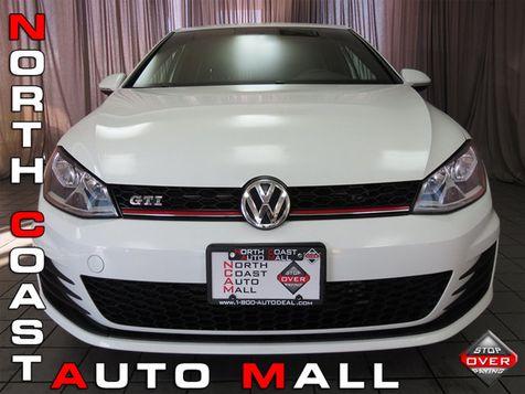 2016 Volkswagen Golf GTI S in Akron, OH