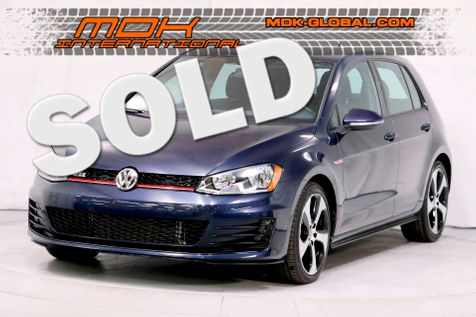 2016 Volkswagen Golf GTI S - DSG AUTO - ONLY 6K MILES - MINT in Los Angeles