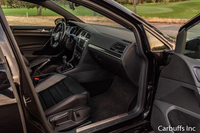 2016 Volkswagen Golf GTI SE   Concord, CA   Carbuffs in Concord, CA