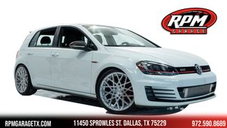 2016 Volkswagen Golf GTI SE APR Stage 2 with Many Upgrades in Dallas, TX 75229