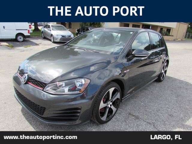 2016 Volkswagen Golf GTI S in Largo, Florida 33773