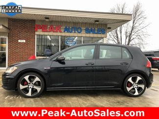 2016 Volkswagen Golf GTI SE in Medina, OHIO 44256
