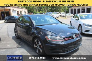 2016 Volkswagen Golf GTI SE wPerformance Pkg  city PA  Carmix Auto Sales  in Shavertown, PA