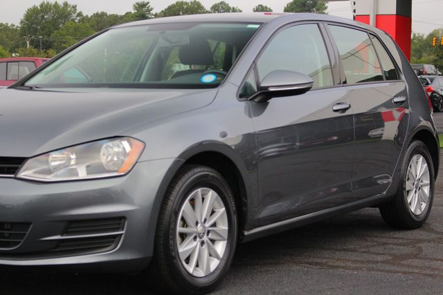 2016 Volkswagen Golf TSI S FWD - TURBO - 6SP MANUAL - ONE OWNER! Mooresville , NC 27