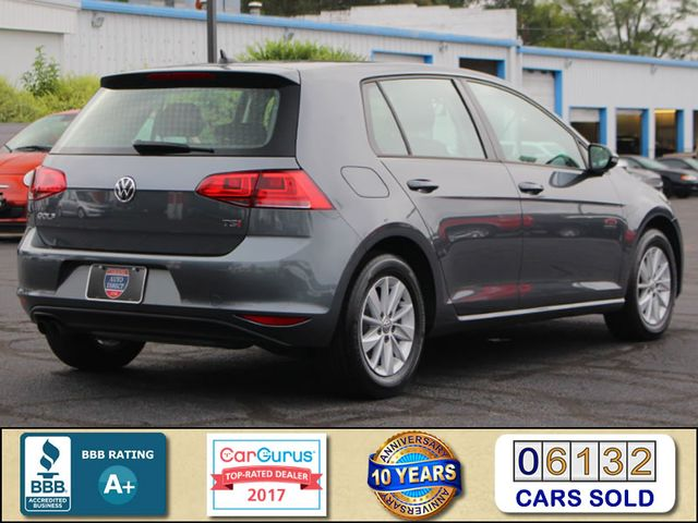 2016 Volkswagen Golf TSI S FWD - TURBO - 6SP MANUAL - ONE OWNER! Mooresville , NC 2