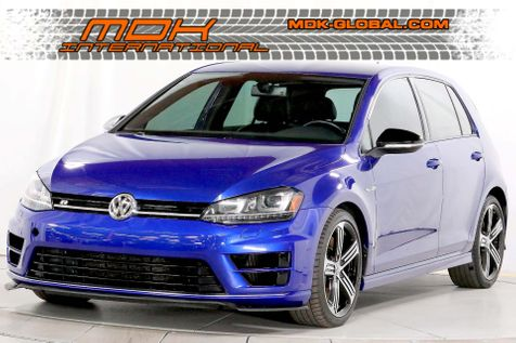 2016 Volkswagen Golf R - Leather - Navigation - 1 owner in Los Angeles