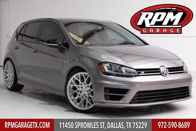 Sold Vehicle Not Available 2016 Volkswagen Golf R With Dcc And Navigation Apr Stage2 400 Hp