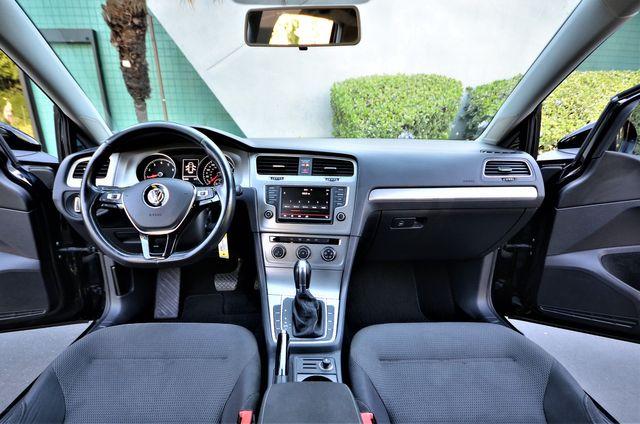 2016 Volkswagen Golf TSI S w/Sunroof in Reseda, CA, CA 91335